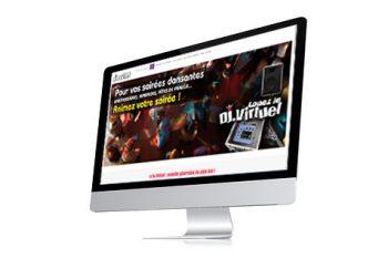 Lancement du nouveau site web DJ Virtuel