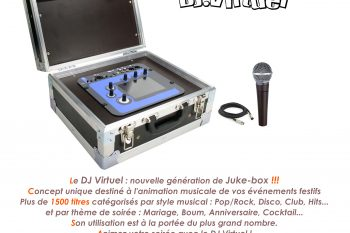 Pack 3 DJ Virtuel Evenshow